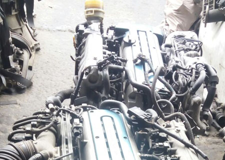 Used Engines in Dubai | Commercial parts in Japan