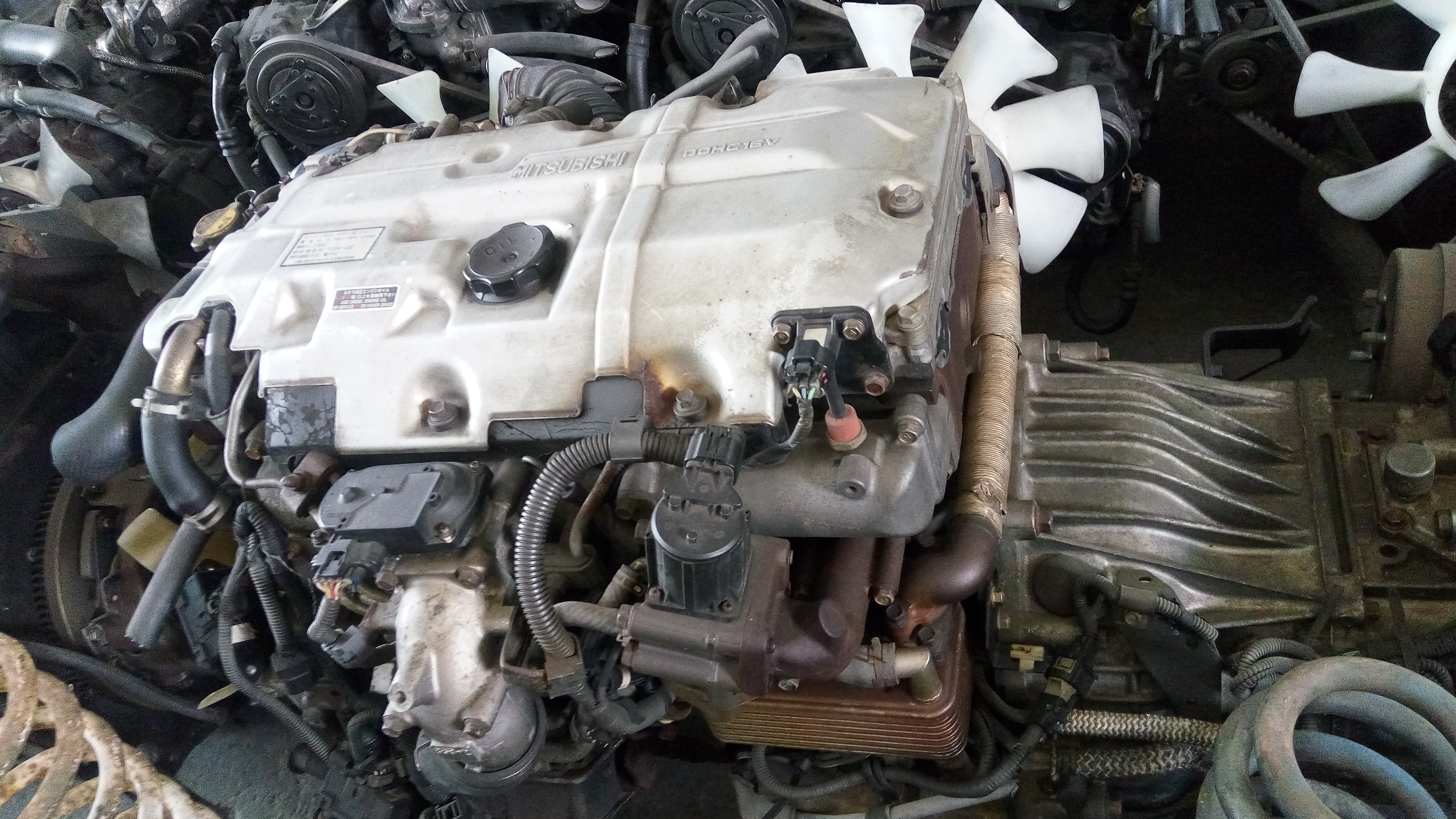 Used Engines in Dubai | Global Export Trading